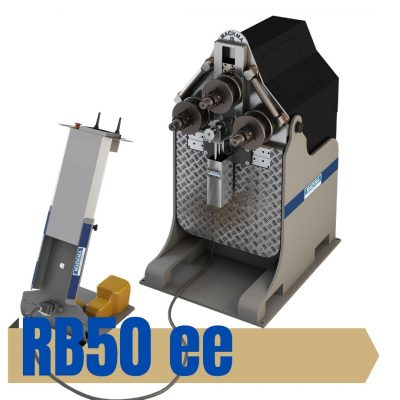 RB50ee Electric Ring Roller Machine