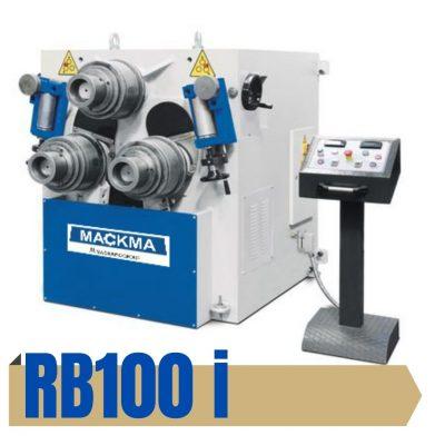RB 100I hydraulic Ring Roller Machine