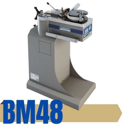 BM48 Pipe bender with Simply control