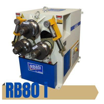 RB80I hydraulic Ring Roller Machine