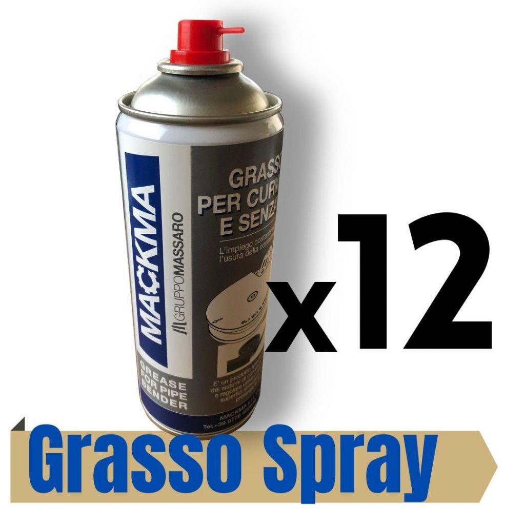 Mackma Spray Grease 400 ml x 12pcs