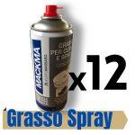 Grasso Spray Mackma 400 ml x 12pz