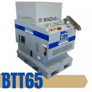 BTT65 Bricchettatrice Mackma