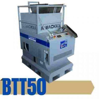 BTT50 Mackma Briquetting Machine