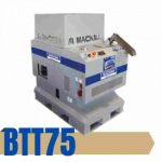 BTT75 Bricchettatrice Mackma