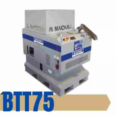 BTT75 Mackma Briquetting Machine