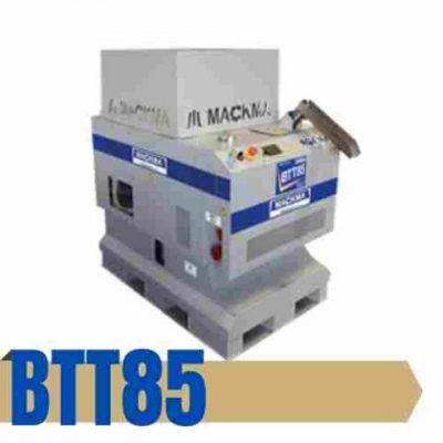 BTT85 Mackma Briquetting Machine