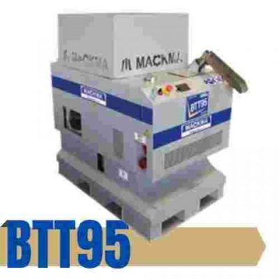 BTT95 Bricchettatrice Mackma